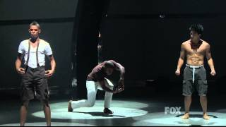 SYTYCD 8 - Top 14 - Guys Contemporary [HD/FULL]