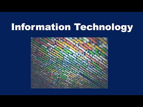 What is Information Technology (IT)?