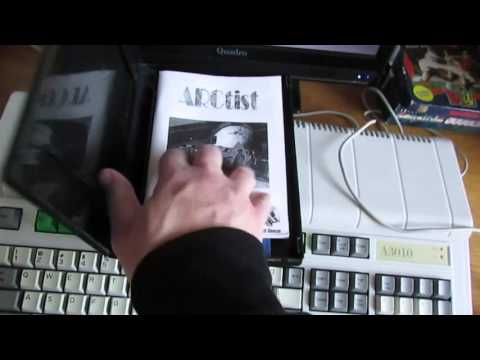 Acorn Archimedes A3010 - introduction
