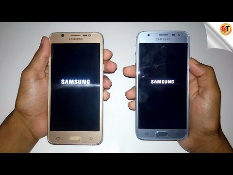 Try These Samsung Galaxy J7 (2016) Smartphone Test {Mahindra
