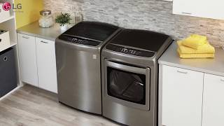 LG Washer - Top Load vs Front Load