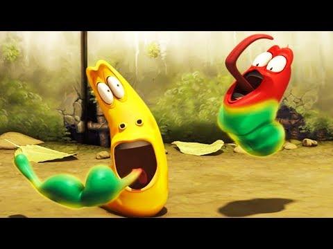 LARVA - MAGIC LIQUID | Cartoon Movie | Cartoons For Children | Larva Cartoon | LARVA Official
