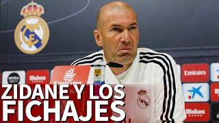 Zidane, Los Fichajes Y Dos Periodistas | Diario As