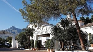 preview picture of video 'Marbella Club Hotel Golf Resort & Spa, Marbella, Spain - Unravel Travel TV'