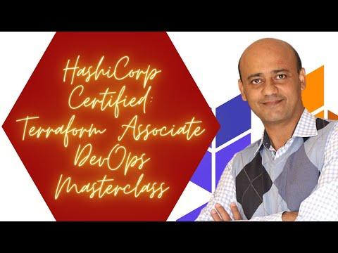 HashiCorp Certified: Terraform Associate DevOps Masterclass ...