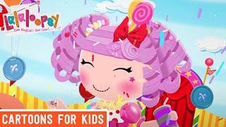 Celebration Time | Compilation | Lalaloopsy | Cartoons For Kids
