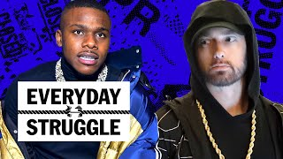 Drake Still Bothered by Pusha T Beef? Eminem Album, DaBaby Making Bad Decisions? | Everyday Struggle