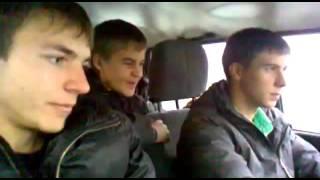 120 кмч ДЕБИЛЫ за рулем ВАЗ 2104