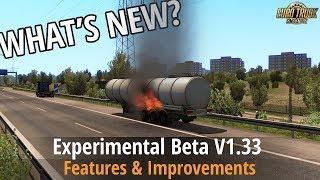 ETS2 v1.33 - What