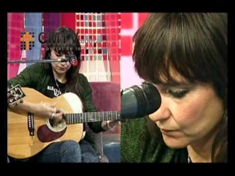 Amaral video Cuando suba la marea - Estudio CM 14/11/2012