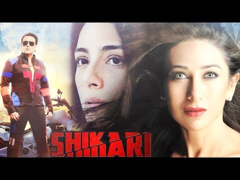Shikari | Full Thriller Movie | Govinda, Karishma Kapoor,Tabu | Bollywood Blockbuster Movies