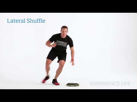 Exercise thumbnail image for Lateral Shuffle
