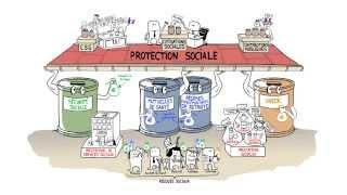 Dessine-moi l'éco : la sécurité sociale