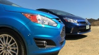Top 7 new 40 MPG or Higher Cars Driven & Reviewed