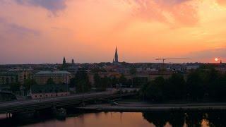 Linköping - där idéer blir verklighet.