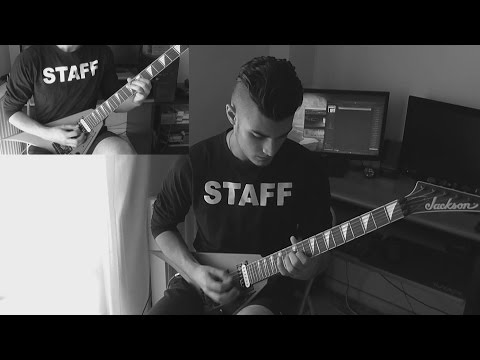 Bullet For My Valentine - Hit The Floor Guitar Cover HD