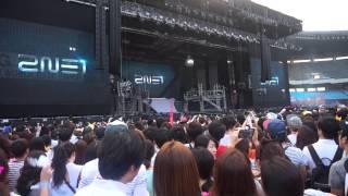 [YG-FAMILY]2014-Seoul: Opening YG And 2NE1:Crush