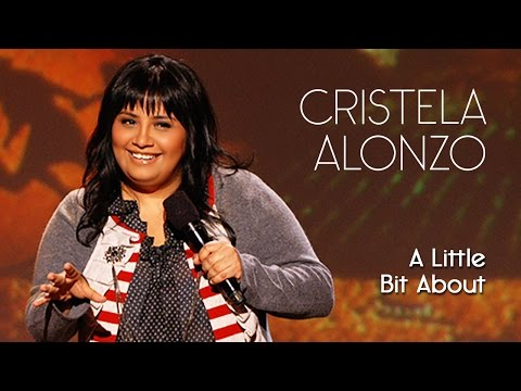 A Little Bit About Cristela Alonzo... Oh And Her Mother Too! - Cristela Alonzo