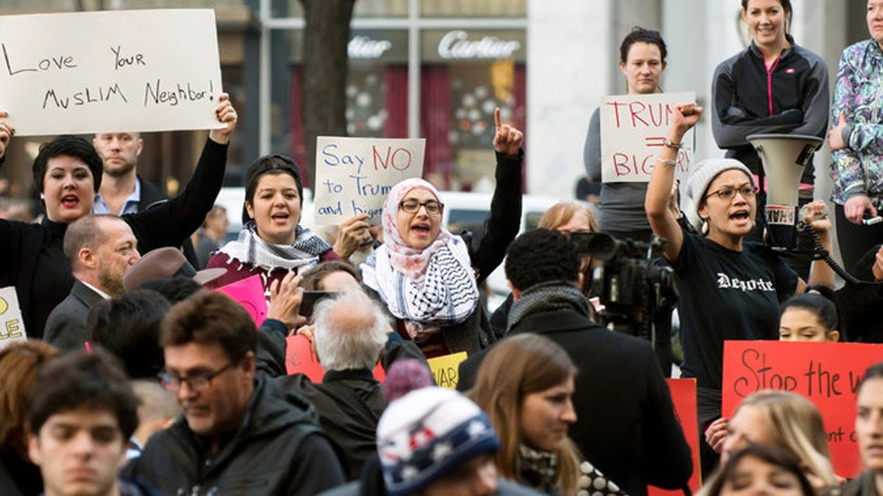 Scary Amount Of Americans Support Muslim Ban thumbnail