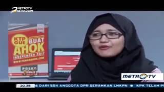 Berita 15 Mei 2016 Megawati Pusing Ternyata 20% KTP DKI Pendukung Ahok Adalah Simpatisan
