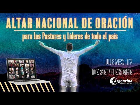 51. Altar Nacional de Oración | Jueves 17/09