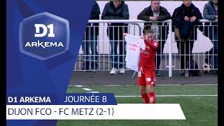 Dijon FCO - FC Metz (2-1) / Division 1 Arkema 19/20