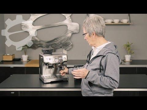 , Breville BES870XL Barista Express Espresso Machine