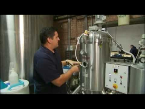 Part 2 of 2 - Four Peaks Brewery - Brewing Process with Brewmaster Andy Ingram