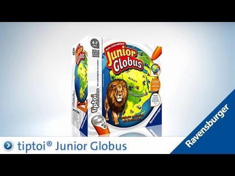 tiptoi junior globus