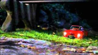 Stuart Little (1999) - The Roadster Chase Scene (Mulan's Score)