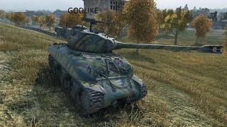 Godlike на M4A1 Revalorise!!! 9 фрагов и куча медалек!!!
