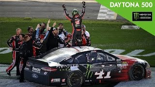 Monster Energy NASCAR Cup Series- Full Race -Daytona 500 - dooclip.me