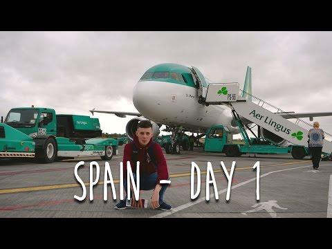 Spain Trip (Day 1)