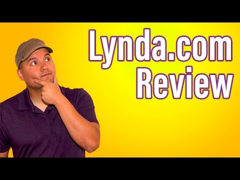 Lynda.com review – Online Education for creative professionals