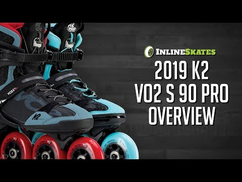 Video: 2019 K2 VO2 S 90 Pro Men