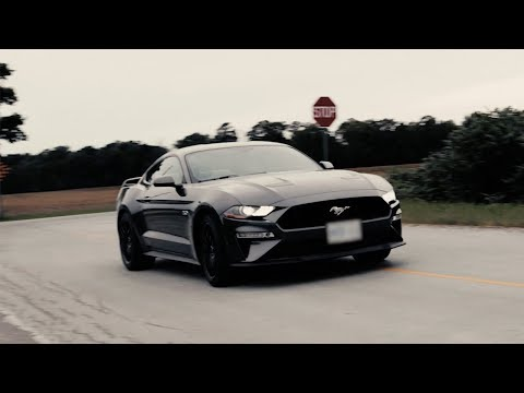 Ford  Mustang Купе класса A - рекламное видео 2