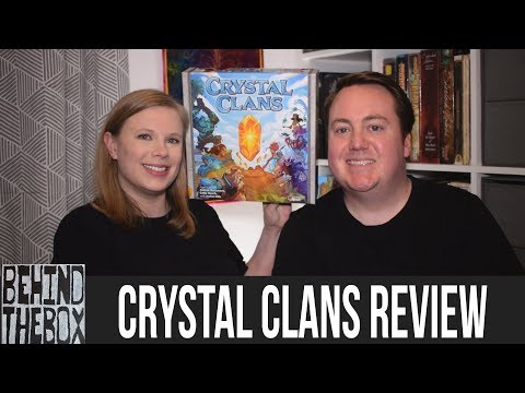 Crystal Clans - Behind the Box Review