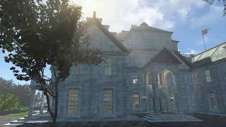 Test Hillhouse on Spectacle Island unfortunately without sound