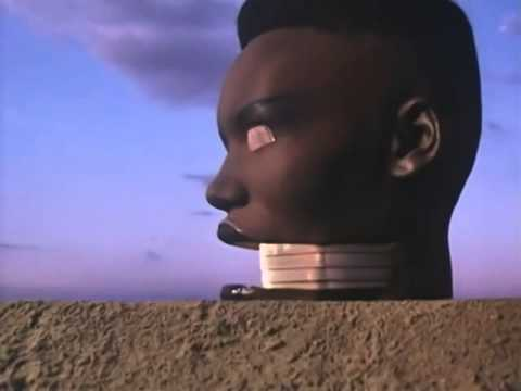 Grace Jones - Slave to the Rhythm (official video)