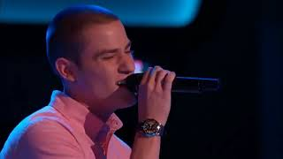 Chris Jamison Gravity The Voice Blind Audition