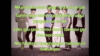 EXO K - Angel (Rom. Lyrics)(English Lyrics in Description)