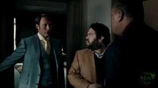 Hannibal - Jack Crawford Meets Dr Lecter