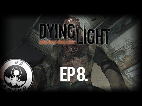 [CZ-LP] Dying Light #8 - PvP - Zombie vs hráč a vedlejší quest k tomu