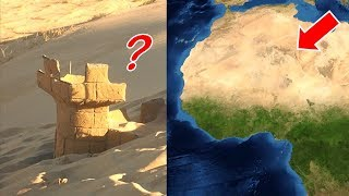 You Won't Believe What's Buried Under the Sahara…Hidden Lost Ancient Civilizations