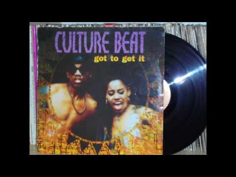 Got To Get It - Culture Beat - (raw deal mix) - 1993