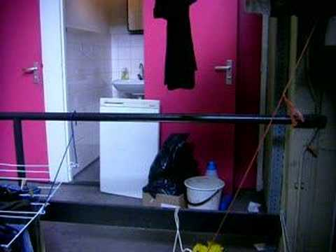 Hidden shower cam - YouTube