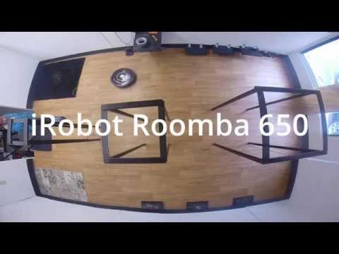 iRobot Roomba 650 Robot Vacuum Review