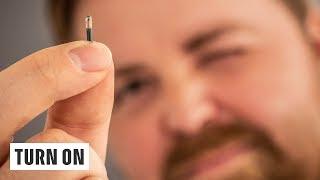 Jens, der Cyborg? Bodyhacking mit NFC-Chip