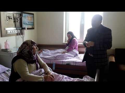 Bedirhan AKYOL Ergani Devlet Hastane Ziyareti