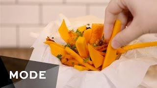 Butternut Squash Fries | You Can Dish It ★ Mode.com